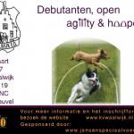 flyer hoopers agility kv waalwijk